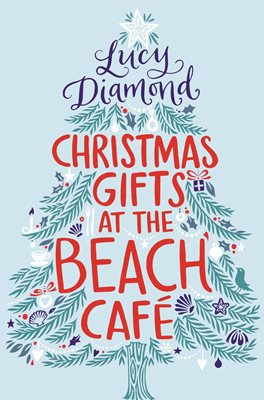 Book cover for Christmas Gifts at the Beach Cafe